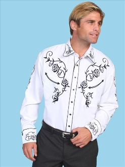 Scully mens, mens western shirt, scully mens western shirt, western shirt for men, cowboy shirt, mens vintage shirt, mens retro shirt, scully shirt for men, scully shirt