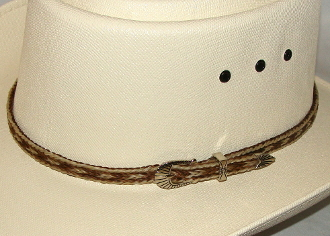 cowboy hat bands, western hat bands, crystal hat bands, mens hat bands, mens cowboy hat bands, beaded hat bands, silver hat bands, leather hat bands, feather, horsehair hat bands, hat bands, bone hat band