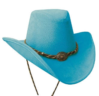 """Western Plains aqua"" Turquoise Kakadu soaka cowboy hat UV , water cowboy hat, river hat, cowboy hat, mens cowboy hat, womens cowboy hat, cowboy hat with draw string, waterproof cowboy hat, Kakadu soaka"