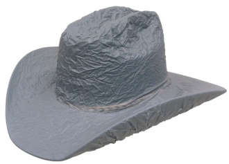 Cowboy Hat Rain Cover for your Cowboy Hat, A rain cover for your cowboy hat