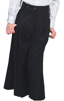 Scully USA made Womens black pleated riding pants, riding pants for women, western riding pants, usa made riding pants