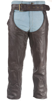 BROWN Leather Chaps, western chaps, western chaps for men, western chaps for women, western chaps and chinks,
