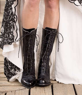 granny boot, granny boots for women, granny boots vintage, old west boots, wedding boots, wedding cowboy boots, wedding cowgirl boots, leather wedding boots, western wedding boots, white cowboy boots,