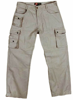 Kakadu Taupe Canvas Concealed Carry Holster Cargo Pants, gun carry vest, concealed Carry Western Vest, canvas western vest, mens western vest, western vest for men
