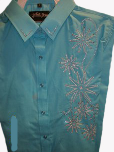 womens turquoise western shirt, turquoise western shirts for women, western shirt with snaps, turquoise western shirt vintage, vintage western shirts, western vintage clothing, scully western shirt, ladies scully, ladies scully shirts