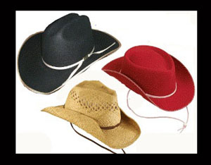 We have the best Kids Cowboy Hats, available in sizes baby, toddler, childrens to young adult. Largest selection of kids western cowboy hats for boys and girls, toddler and babies hats. Newborn kids cowboy hats at cheap prices.