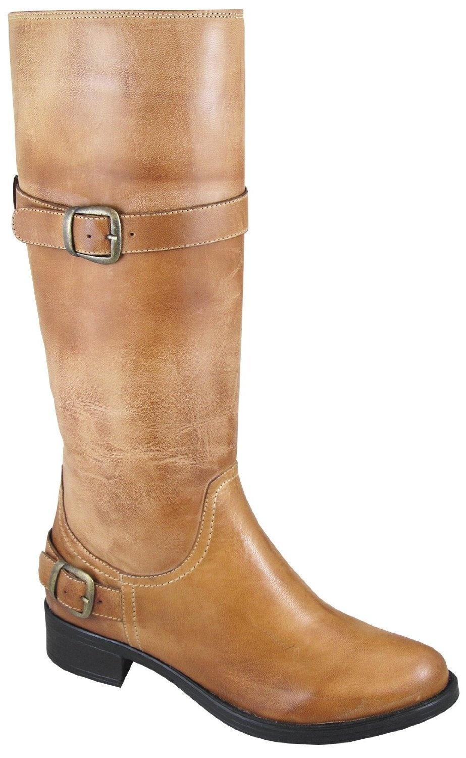 """Donna"" Womens Tall shaft tan Country Boots, Womens Tall shaft Boots,Womens Tall shaft Country Boots, womens riding boots"