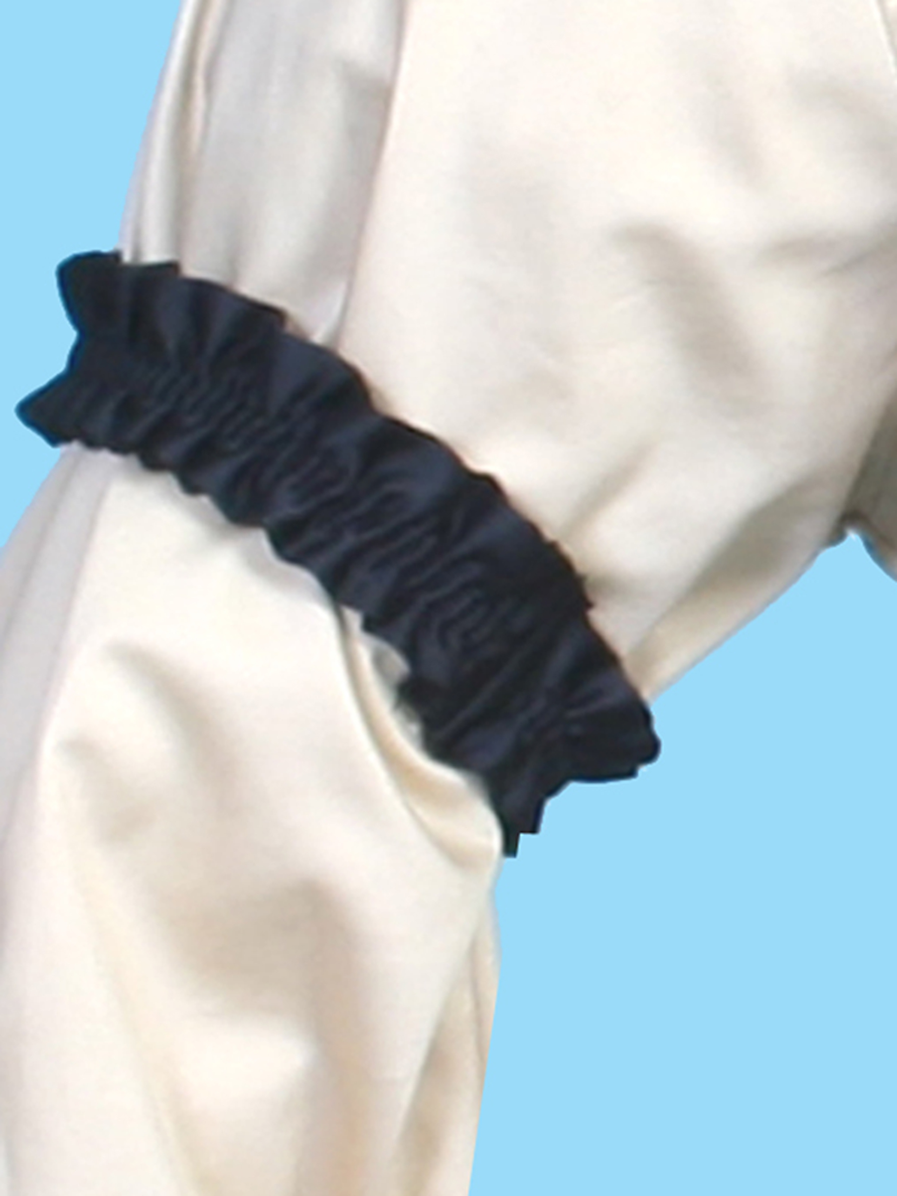 Scully Rangewear Black Sleeve Garter