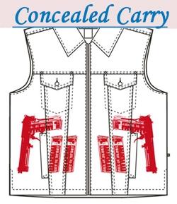 Womens Concealed Carry Western Vests, Concealed Carry Western Wear, womens Canvas Concealed Carry Western Vest, Concealed carry ladies, Concealed Carry womens vest, concealed carry vest for women, Womens concealed carry vest