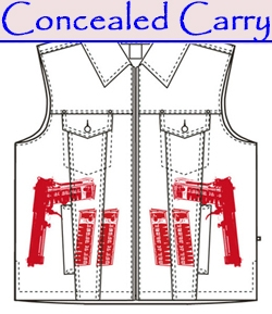 Mens Concealed Carry Western Vests, mens Canvas Concealed Carry Western Vest, gun carry vest, concealed Carry Western Vest, canvas western vest, mens western vest, western vest for men