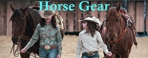 The Wild Cowboy has an entire section devoted to horse fly protection with uv rated mask and horse fly sheets as well as saddle bags, water pails, hay bags fand organizers for your horse trailer.