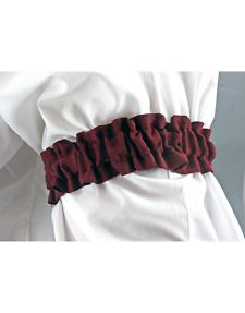 Scully Rangewear Burgundy Sleeve Garter