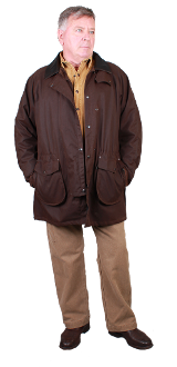 """Iron Bark Jr"" Kakadu Oilskin Drover Jacket Black or Brown, oilskin jacket, black biker jacket, black oilskin jacket, kakadu duster, waterproof duster, duster jacket, oilskin duster coats, oilskin jackets, oilskin coats"