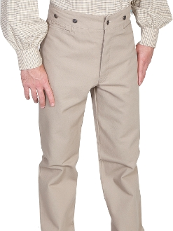 Mens Sand Canvas Scully Wahmaker pants, wahmaker pants, mens scully pants, scully wahmaker pants, scully wahmaker clothing, scully wah-maker, wah-maker pants, western pants, scully pants