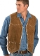 fur western vest, sheepskin vest, sheepskin western vest, clint eastwood vest, clint eastwood sheepskin vest, sheepskin vest for men, fur vest for men