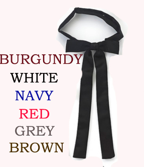 "9"" Colonel Neck Tie in Colors USA MADE"