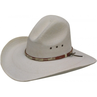 This Fine Sahuayo Palm Gus Crown 1000X Natural Straw Cowboy Hat is a  throwback to the c4d56fe5df4