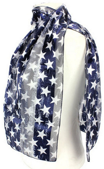 This Tone on Tone Blue Vintage Western Star Silk Scarf is an elegant look to your western outfit. Beautiful tone on tone silk with vintage stars on this western scarf.