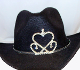 """Little Miss Majesty"" Rhinestone Cowboy hat tiara is proudly made in the USA for the little miss of the rodeo to be crowned by this cowboy hat tiara is an exciting look an any cowgirl competing to be the horse show winner."