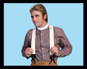 1800's Accessories, 1800's Neckties, 1800's Suspenders