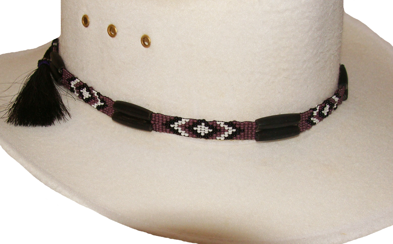 hatband hats images beading similar bands colorful rodeo hat patterns on cowboy beaded southwestern bright band bead to items artisanal jewelry indian western best cowgirl loom horses pinterest inspired