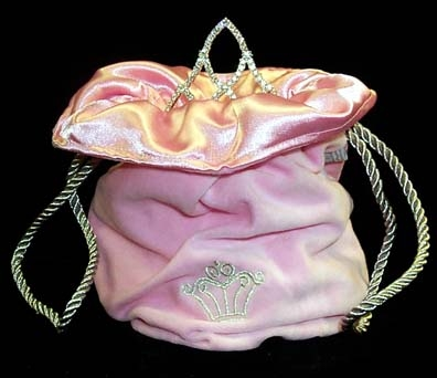 This Cowgirl hat Pink Tiara bag is great for rhinestone hat tiaras and your rodeo crowns for the county fair or any rodeo queen horse show. This hat Tiara bag will keep your rodeo crown tiara clean, also a great winners gift.